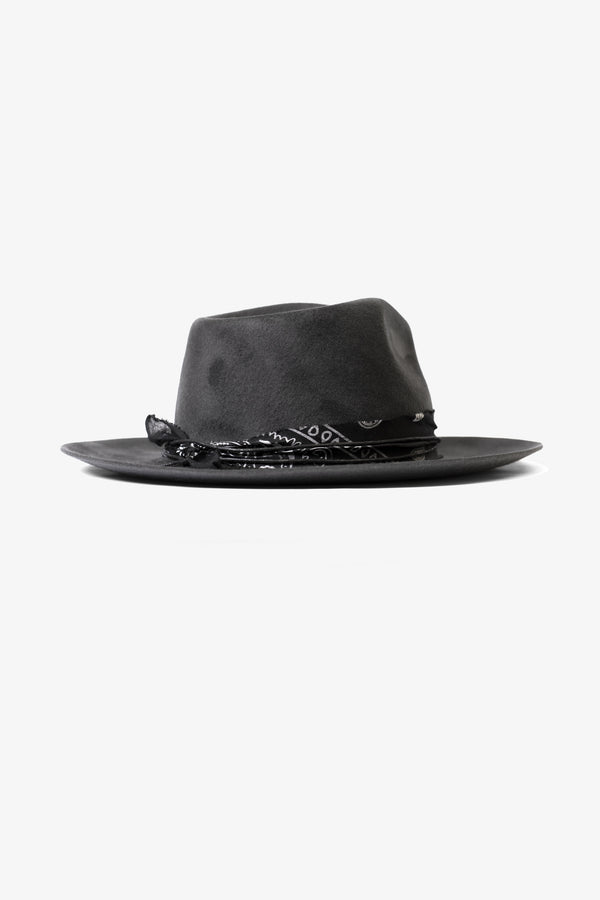 The Weiland Fedora | Grey