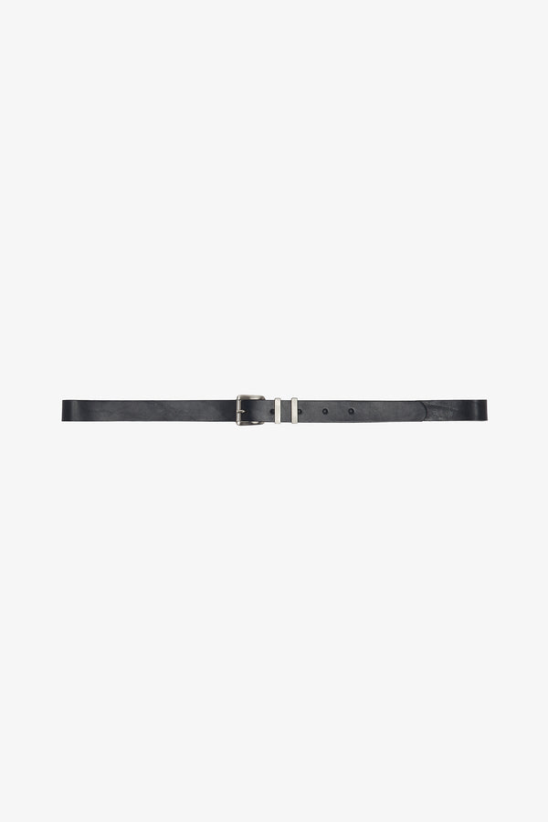 Twin Pass Belt / Black