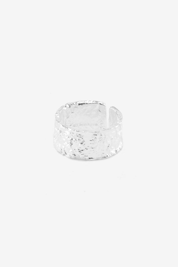.925 XL Crushed Band Ring