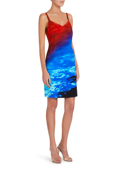 Maldive Sheath Dress