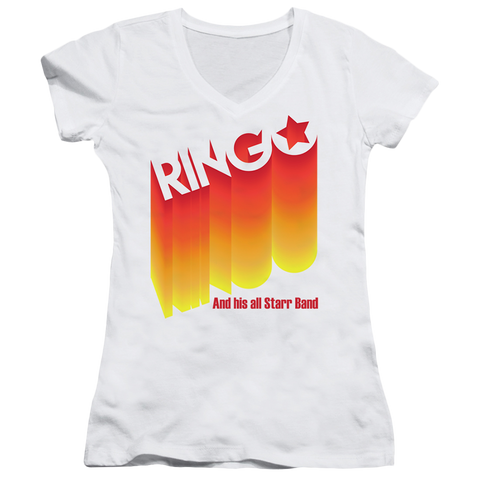 Ringo Starr Peace & Love ™ Gradient Women's T-Shirt