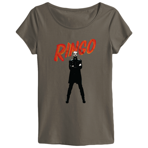 Ringo Logo Ladies T-shirt