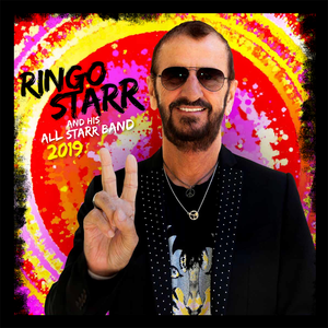 Ringo Starr Peace & Love ™ 2019 Tour Program