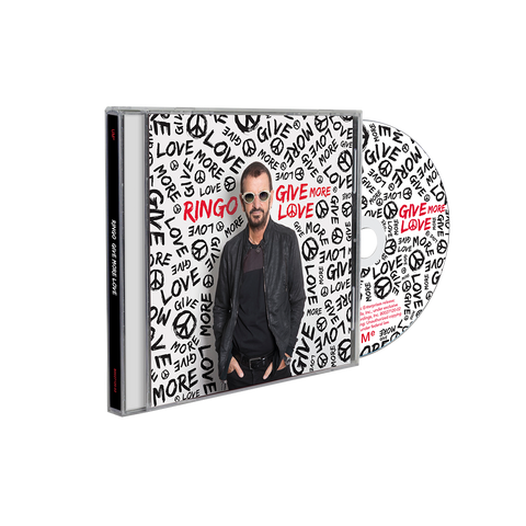 Ringo Starr Peace & Love ™ Give More Love CD