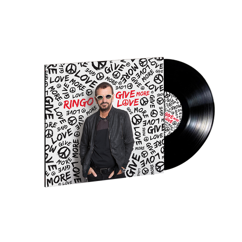 Ringo Starr Peace & Love ™ Give More Love Vinyl