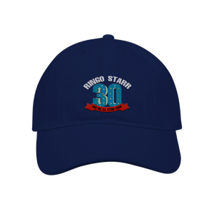 Ringo Starr Peace & Love ™ 30th Anniversary Navy Hat