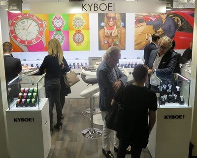 KYBOE! at BaselWorld 2016