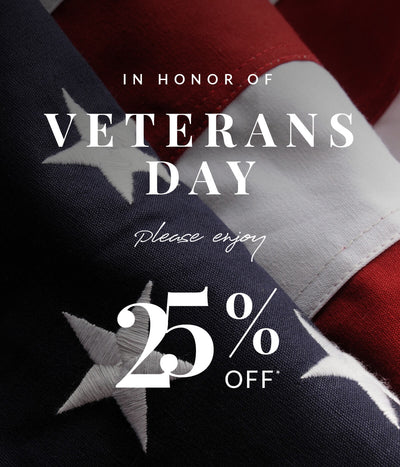 Kyboe Supports The Wounded Warrior Project with a Veterans Day Sale