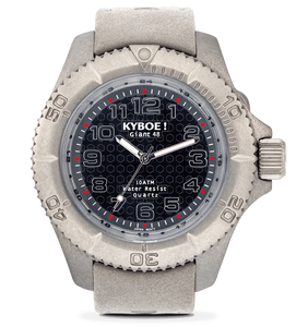KYBOE! Vintage Gray Watch