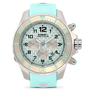 Chrono Silver Mint