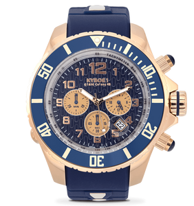 Chrono Rose Navy