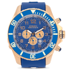 Chrono Rose Blue