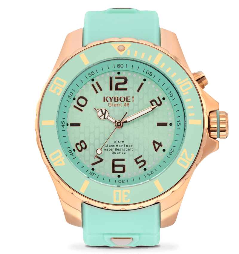 colours pink green wrist watch pastel cute on adorable her mint for pinterest best girly silicone minimalist images watches jewels geneva