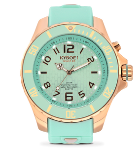 Rose Gold Mint