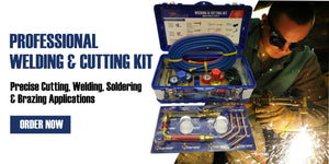Gas Welding and Cutting Kit
