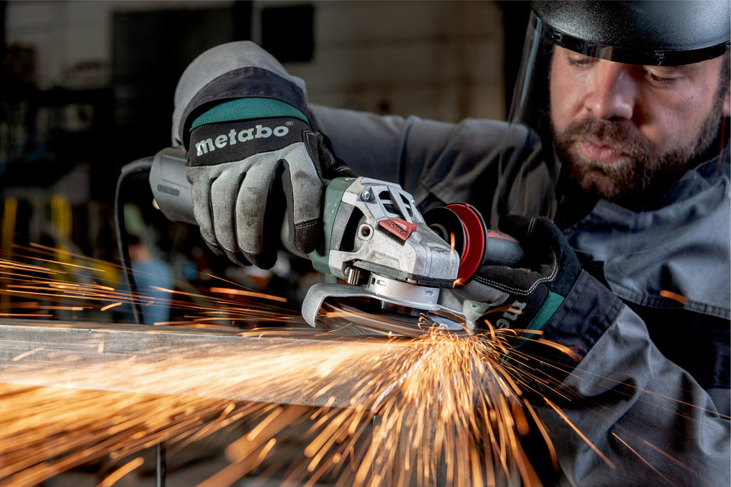 Metabo W 13-125 Quick (603627000) Angle Grinder