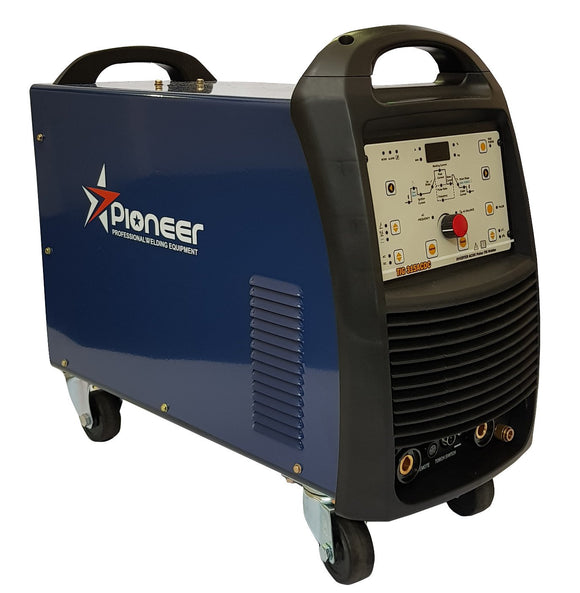 Pioneer Ac/dc Tig 315A (380V) Incl. Pro26 Torch Machines