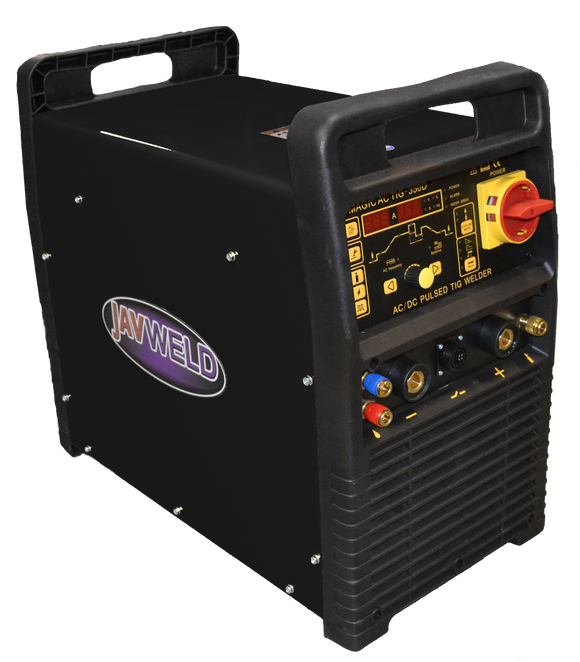 Javweld 350A Ac/dc Tig Inverter Incl. Parker Sgt 26Fx Torch Machines