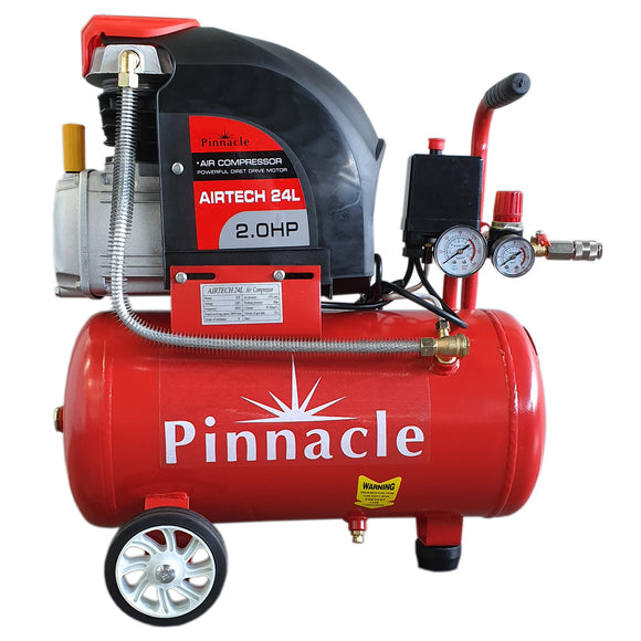 Pinnacle AirTECH 24L Direct-Drive Air Compressor