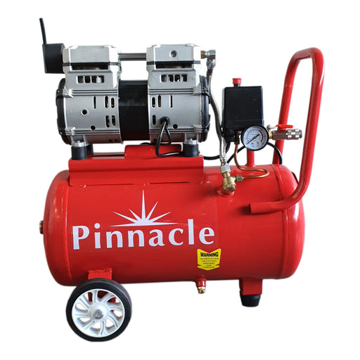 Pinnacle Air Compressor 24L Oil Free