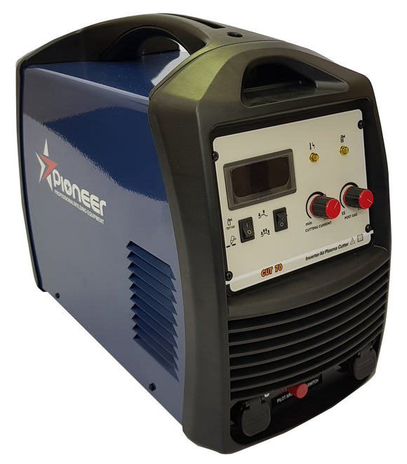 Pioneer Plasma Cut 70 (380V) Incl. P80 Torch Machines