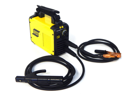 ESAB Handyarc 3.2mm - ESAB Handyarc 160A Inverter Welding Machine complete with Cables