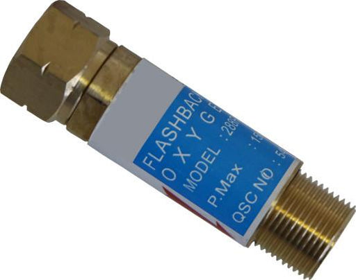 Flashback Arrestor - Oxygen (Regulator) Gas Equipment