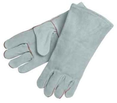 Gloves Chrome Leather 8 Safety Equipment