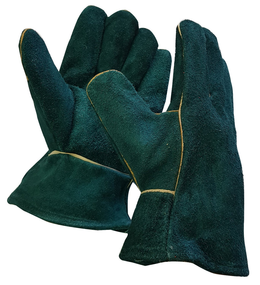 Gloves Green Lined 2.5 Safety Equipment