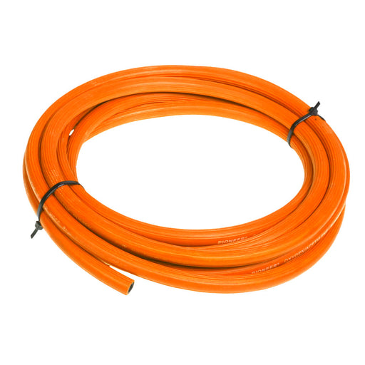 LPG Orange Hose 8mm
