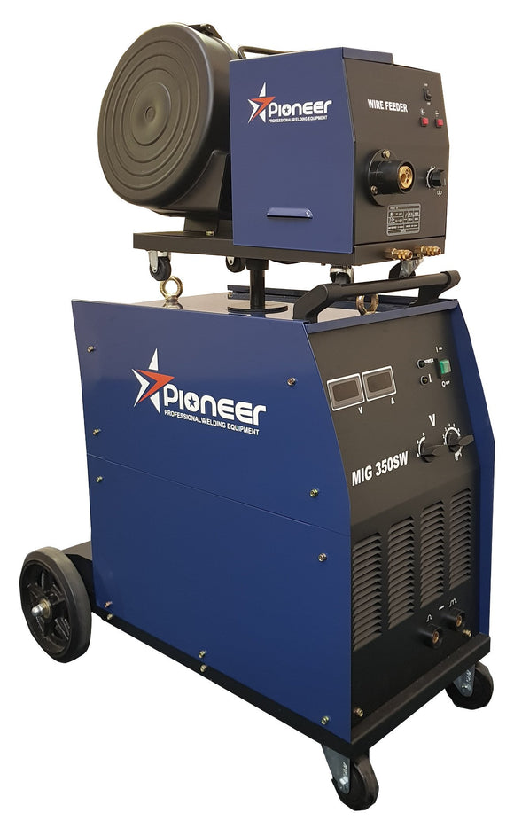 Pioneer Mig Machine Sw 350 (380V) Incl. Mb36 Torch Machines