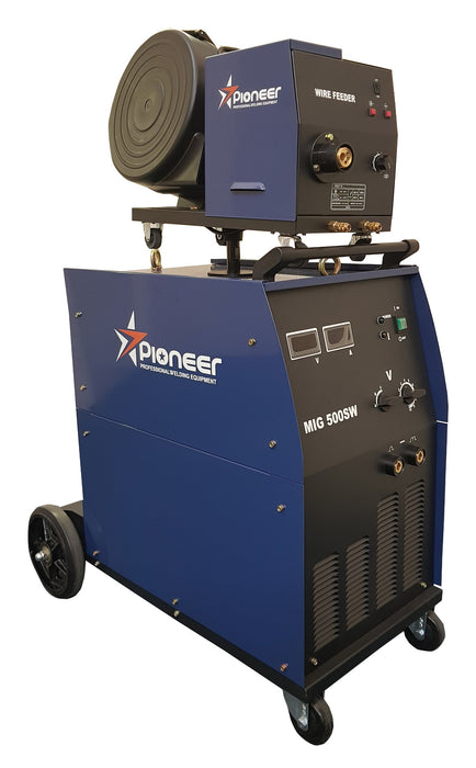Pioneer Mig Machine 500 (380V) Incl. Mb40 Torch Machines