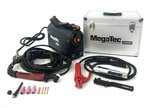 Megatec D-ARC 230 - 220 Amp Inverter ARC and Lift Tig Welding Machine