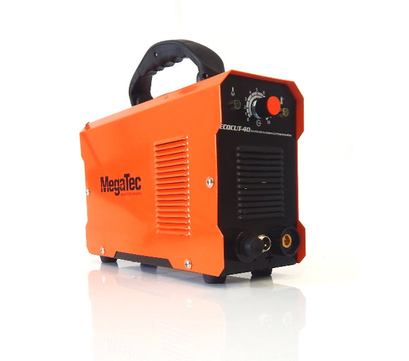 Megatec Eco-Cut 40 Plasma Cutter 40 Amp HF Plasma Cutting Machine