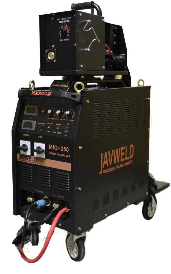 Javweld Mig 350A Welder Incl. Torch Machines