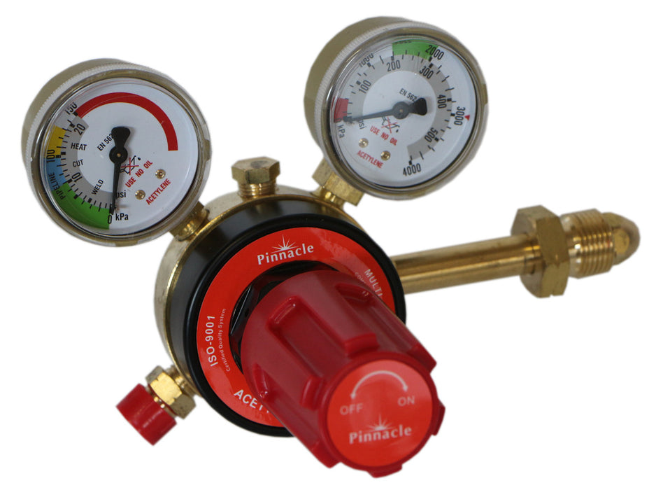Acetylene Regulator Multi Stage