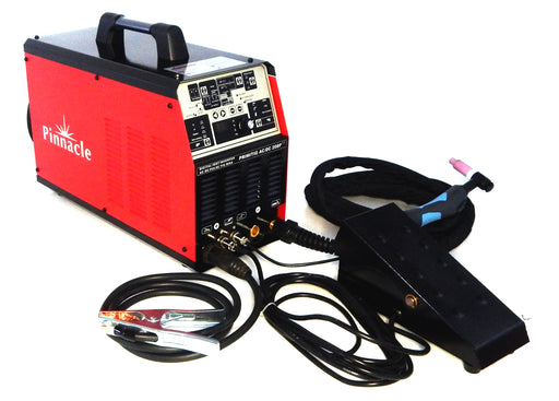 Pinnacle Primitig 208P AC/DC Tig Welder 200A 220V