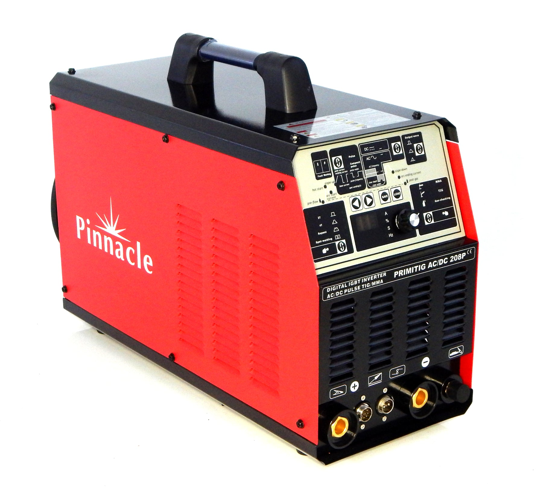 Pinnacle Primitig 208P AC/DC Tig Welder 220V