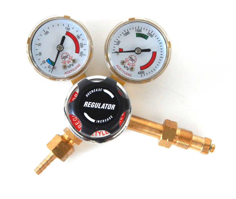 Portapack Regulator Acetylene