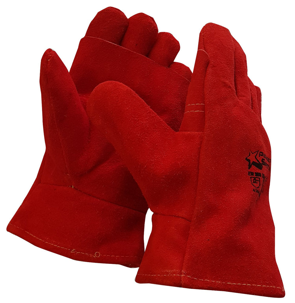 Gloves Red Heat Resistant 2.5