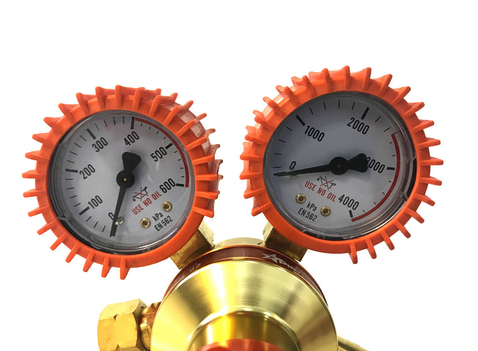 LPG Regulator Gauges