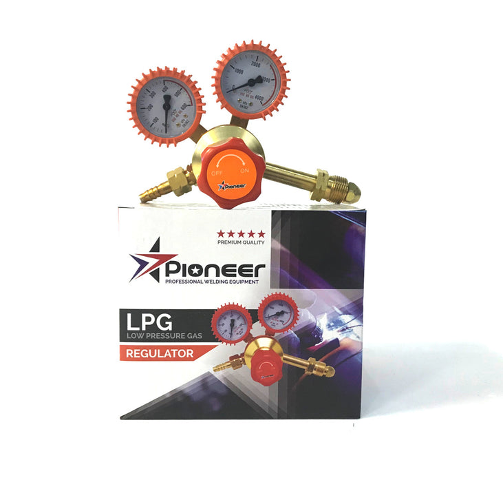 LPG Regulator Pioneer