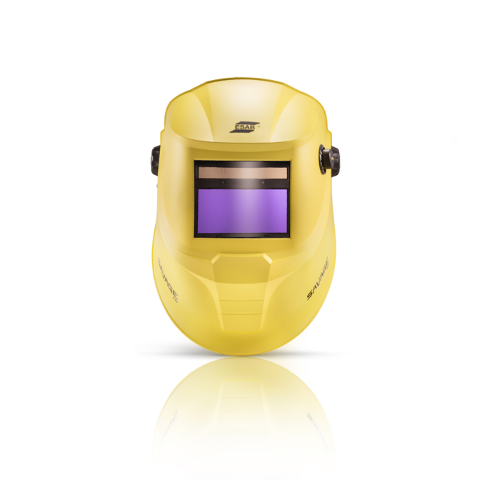 ESAB A40 Savage Welding Helmet Front View