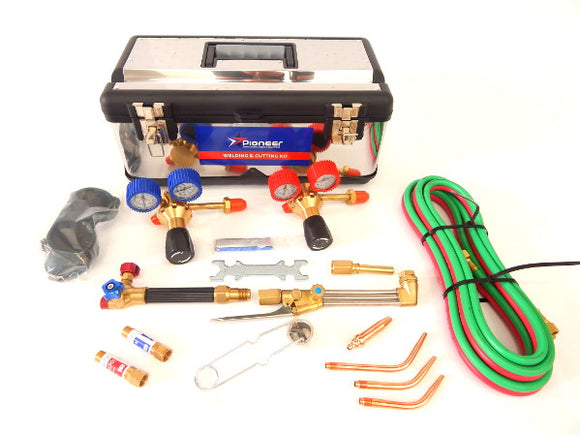 Gas Cutting & Welding Combination Kit (Professional)