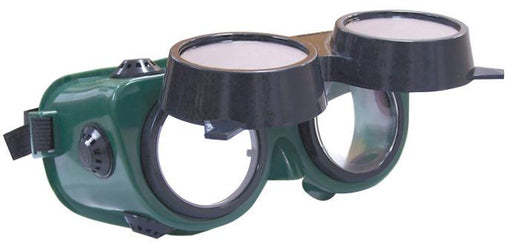 Flip Front Brazing Goggles Safety Equipment