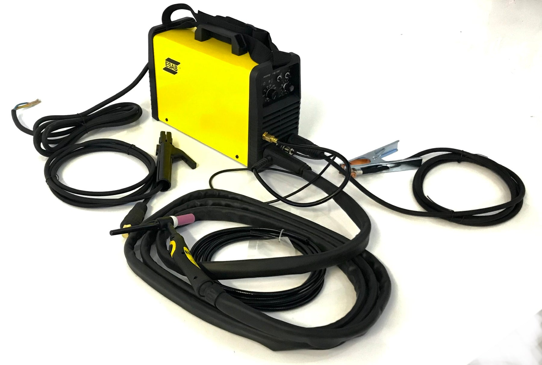 ESAB - Buddy™ 160 Tig Welding Machine  - 160 Amp Tig Inverter Welder