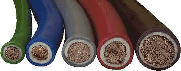Welding Cable (Pvc Nitrile) Arc Equipment