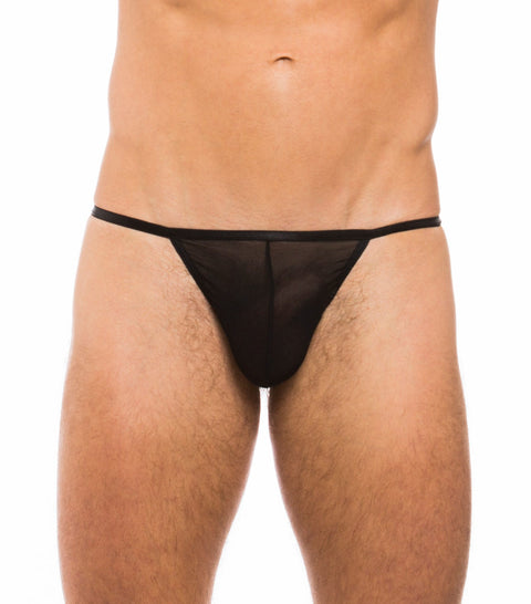 Pulse G-String Black