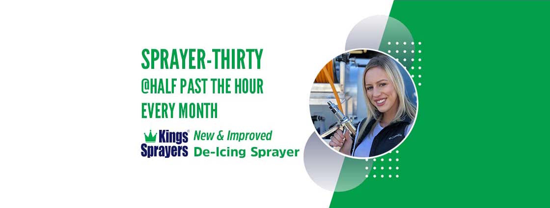 Sprayer-Thirty: New & Improved De-Icing Sprayer