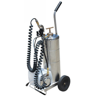 B&G ADS-3 Cart-Mounted Portable Aerosol System